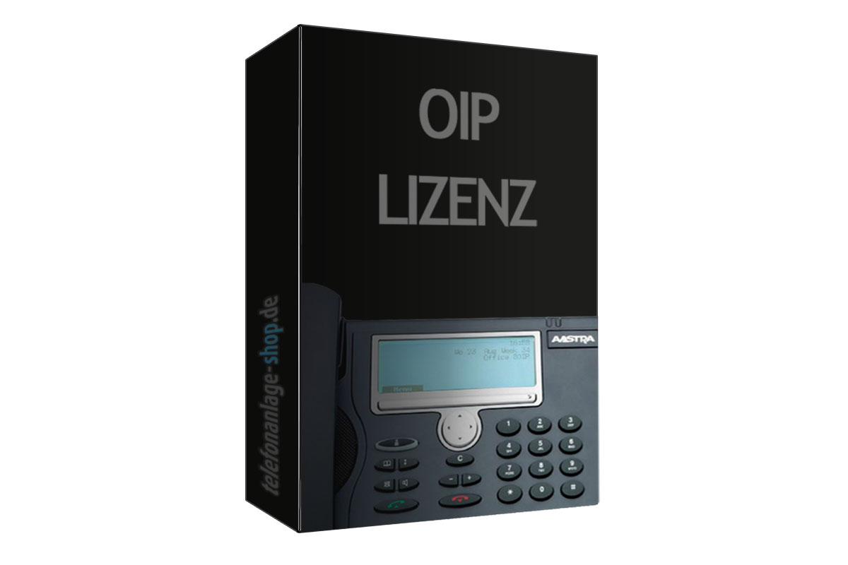 Produktbild - Aastra OIP PBX Connection Lizenz für <2065