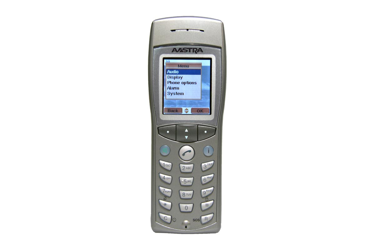 Vollansicht - Aastra Phone 312w