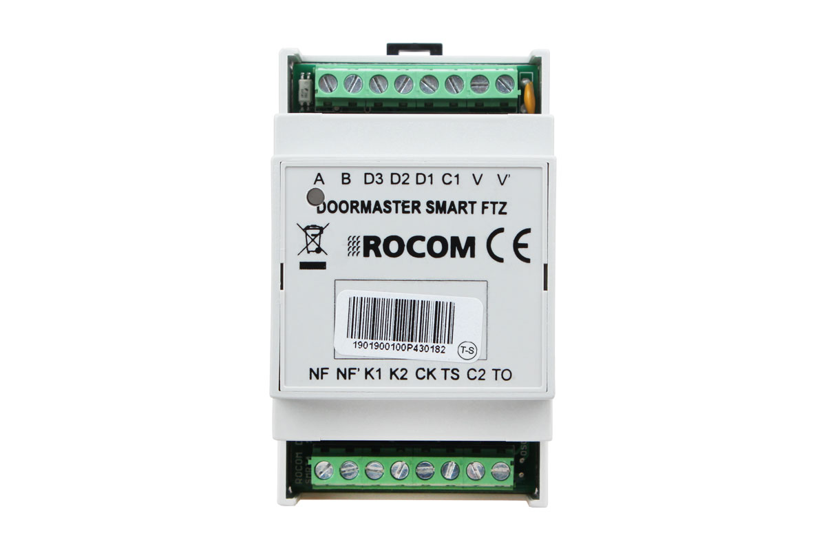 Vollansicht - ROCOM Doormaster Smart FTZ