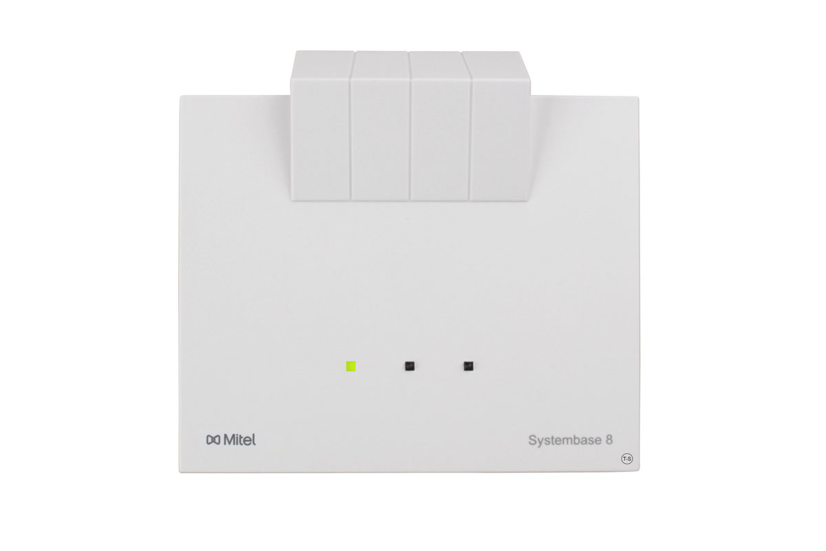 Vollansicht - Aastra DECT Basis SB8ant