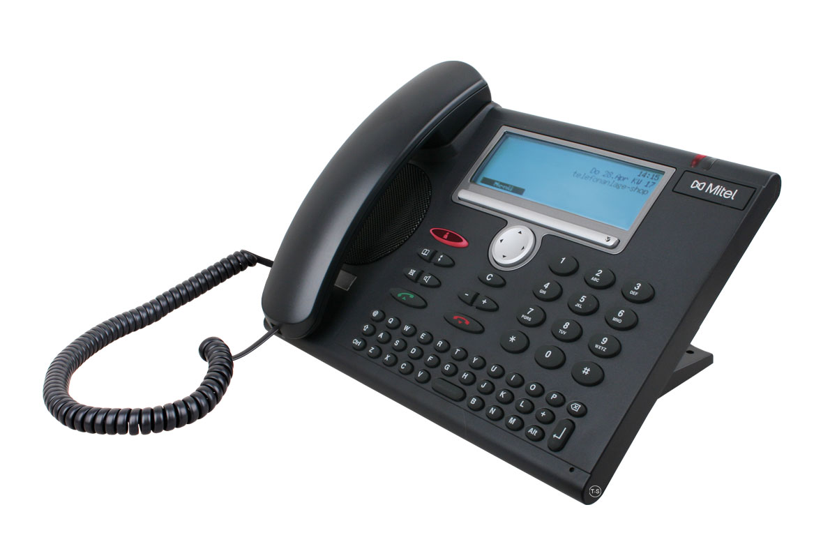 Vollansicht - Mitel MiVoice 5380 DSI (Aastra 5380 - Office 80)