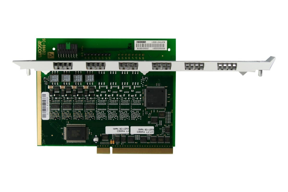 Vollansicht - Aastra IntelliGate 20x5 Modul SC-04AD2