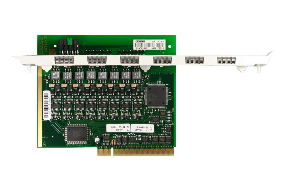 Vollansicht - Aastra IntelliGate 20x5 Modul SC-08AD2