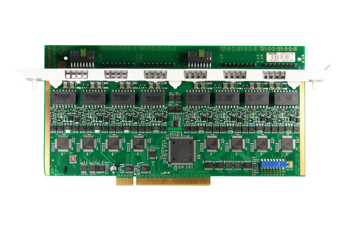 Vollansicht - Aastra IntelliGate 20x5 Modul 8 ISDN S/T