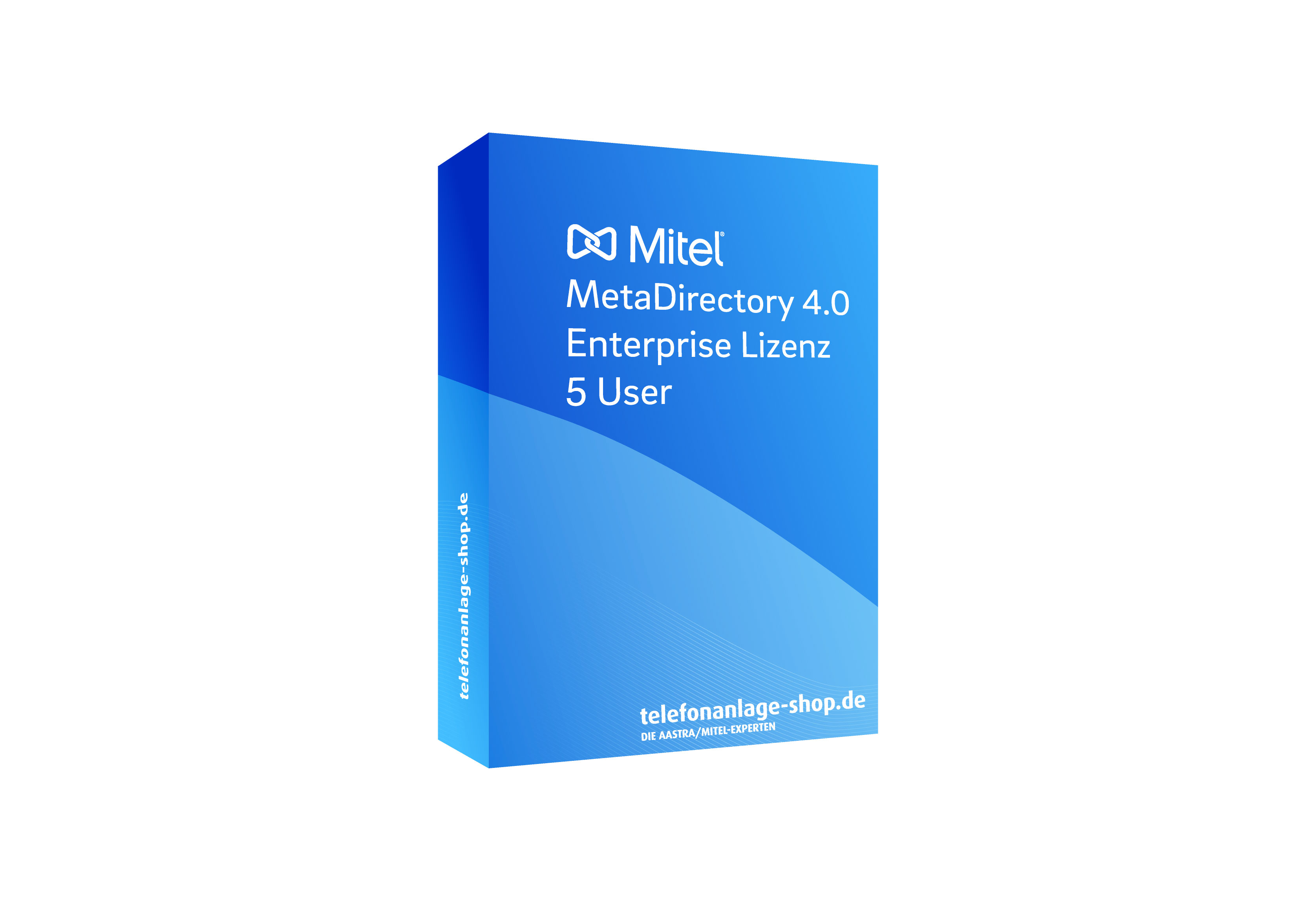 Produktbild - Mitel MetaDirectory 4.0 Enterprise Lizenz 5 User