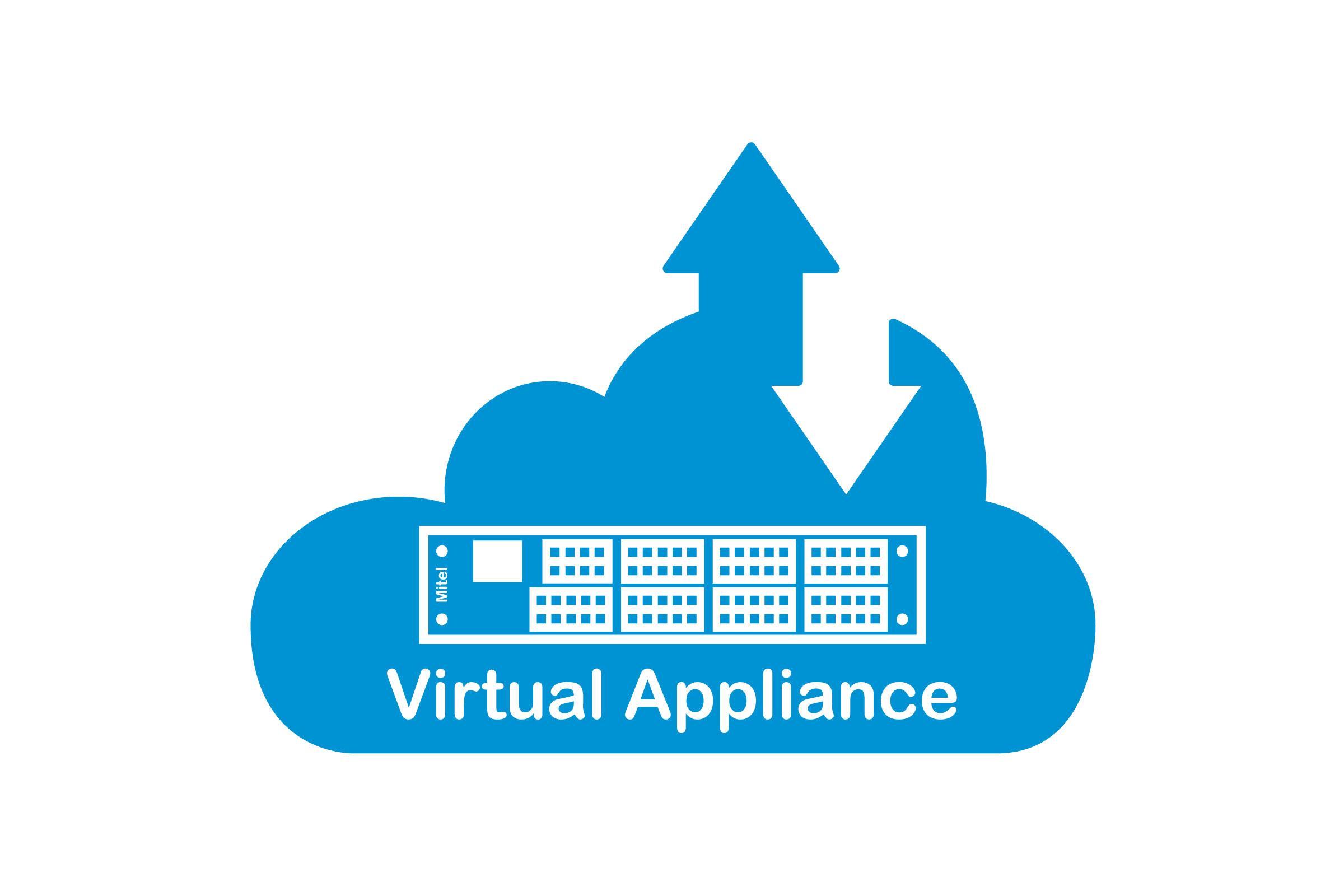 Produktbild - Mitel MiVoice Office 400 Virtual Appliance