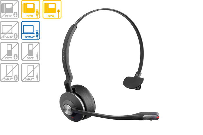 Produktbild - Jabra Headset Engage 65 Mono