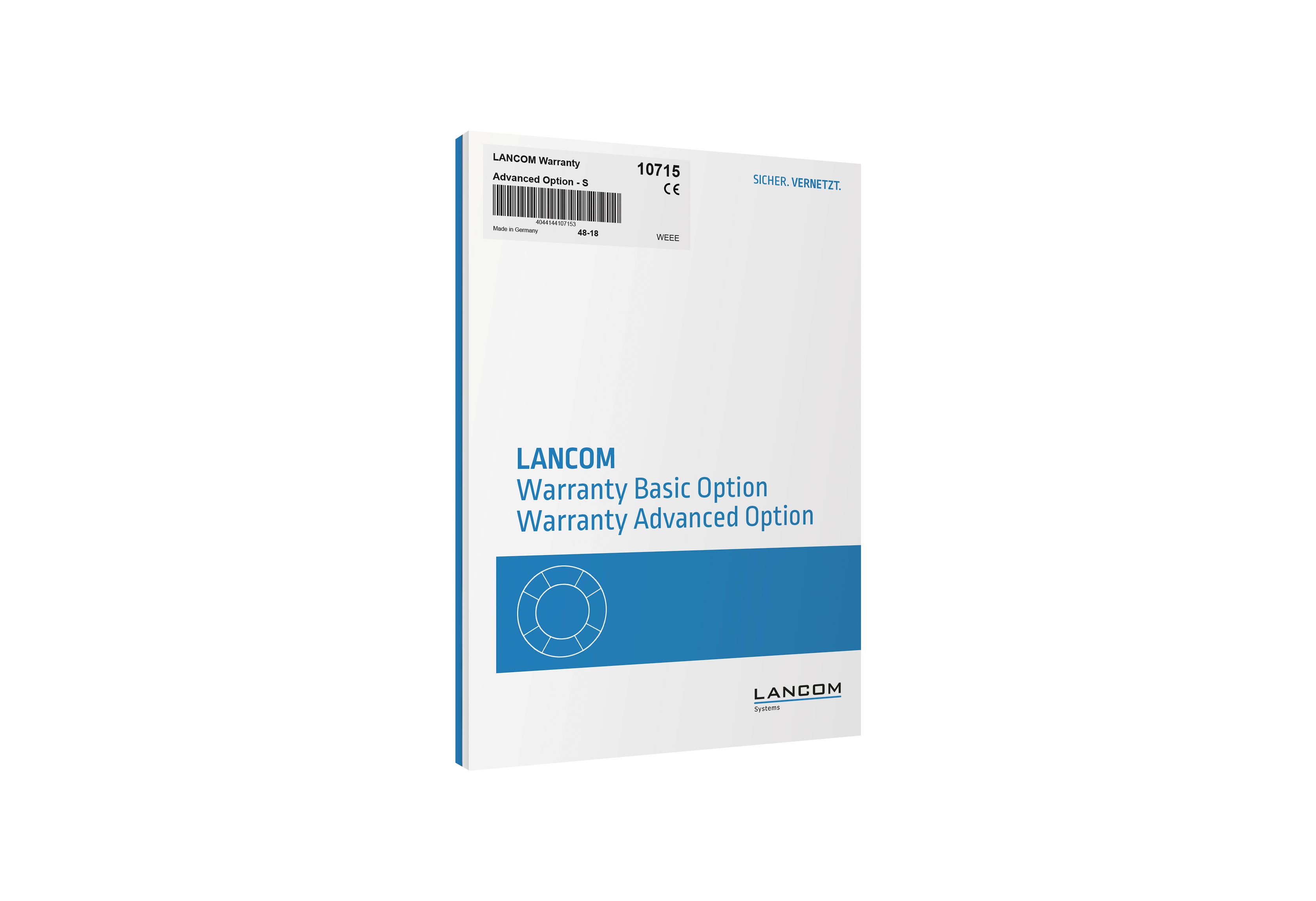 Produktbild - LANCOM Warranty Advanced Option - S