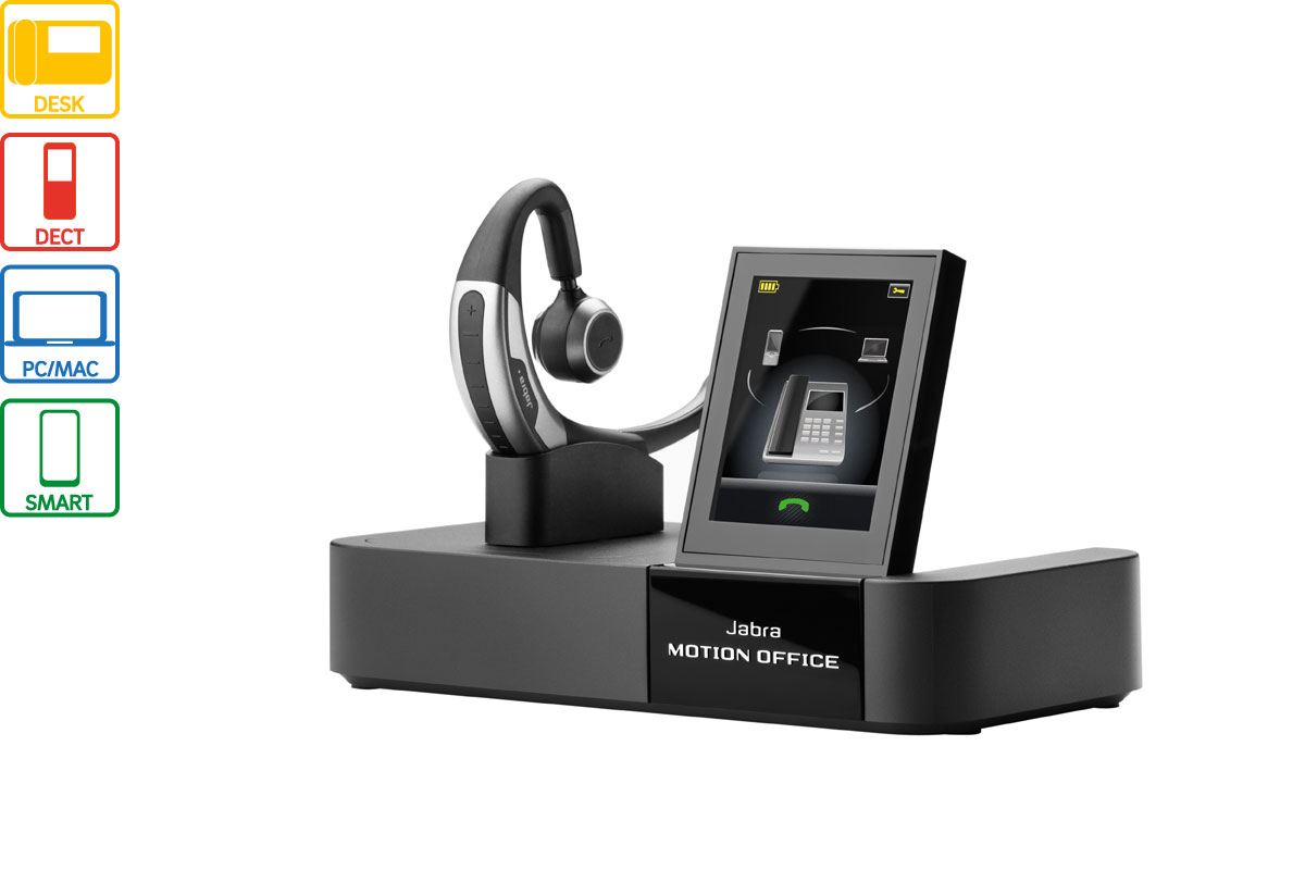 Produktbild - Jabra Motion Office UC