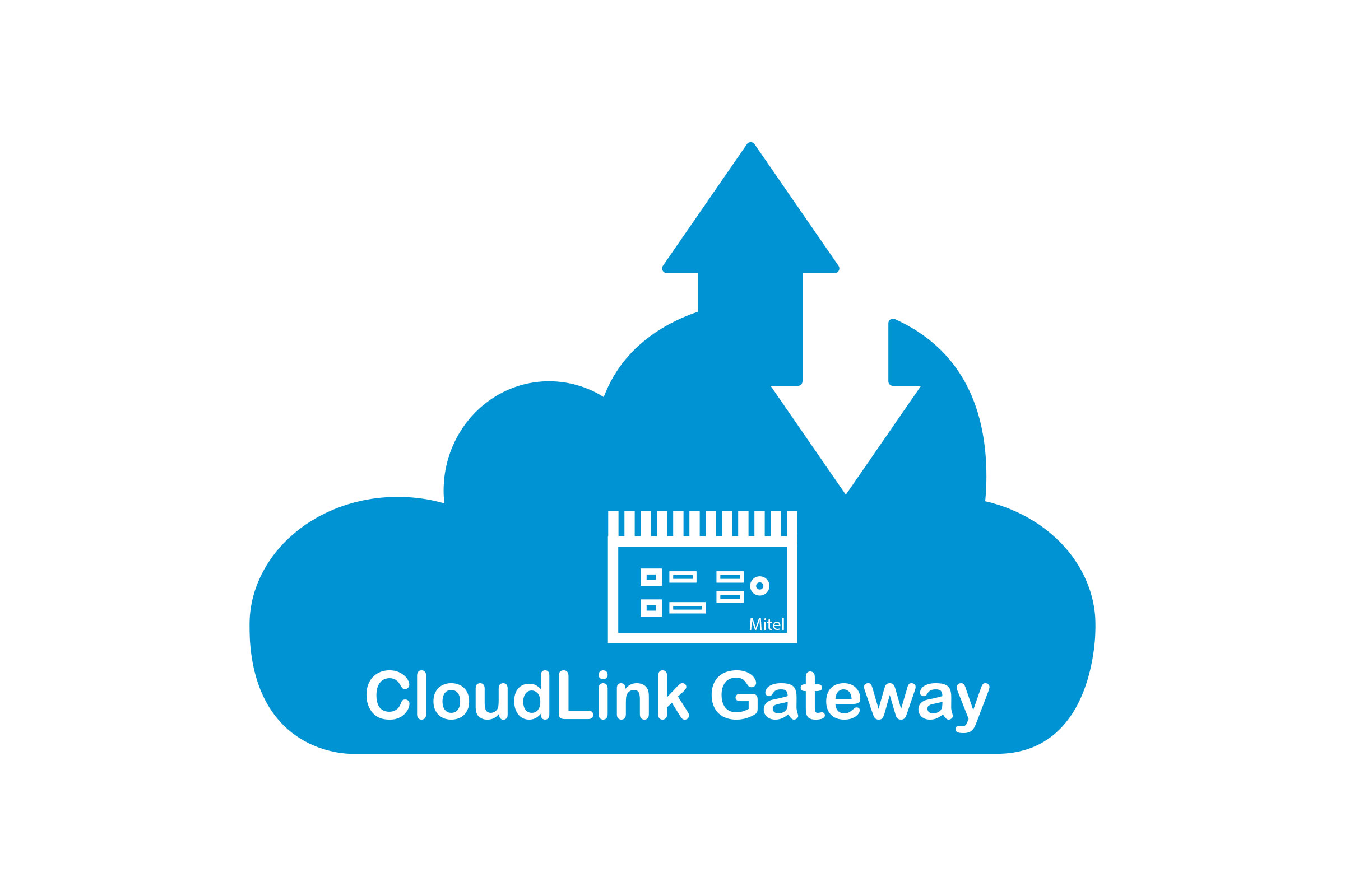 Produktbild - Mitel CloudLink Gateway Virtuell