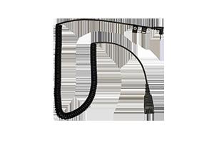 Jabra Anschluss-Kabel DECT spiral