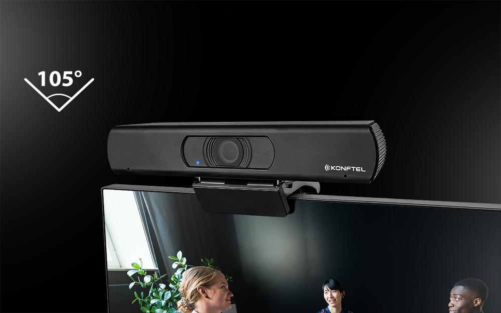Kamere mit 105° Blickwinkel