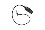 Plantronics Anschluss-Kabel DECT 2,5mm spiral