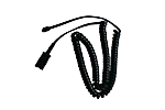 Plantronics Anschluss-Kabel spiral RJ45