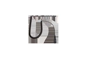 Jabra Anschluss-Kabel spiral RJ45